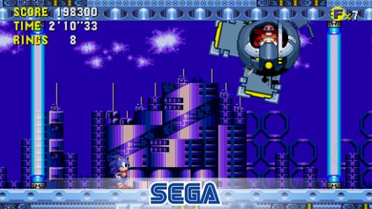 Sonic CD Classic