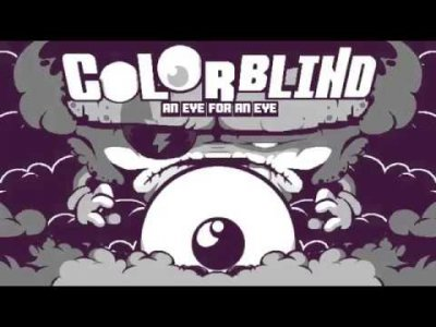 Colorblind - An Eye For An Eye