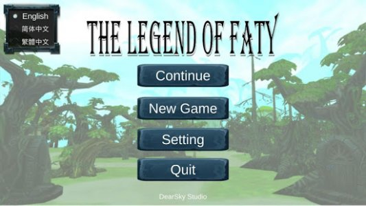 The Legend of Faty
