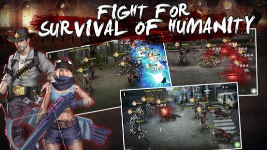 Zombie Strike : The Last War of Idle Battle