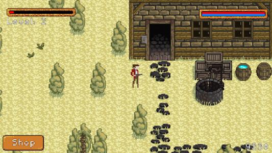Killer Jack: Injustice (Retro 2D zombies shooting)