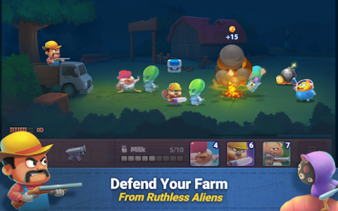 Farm Guns: Alien Clash 2018 (Unreleased)