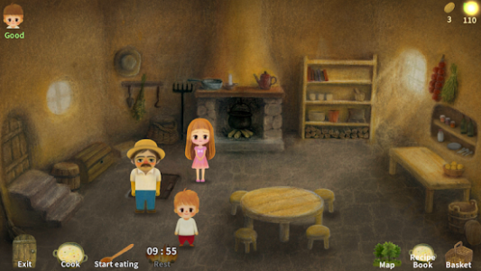 A Tale of Little Berry Forest: Fairy tale game