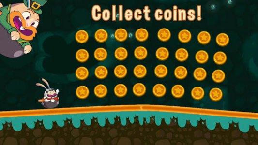 Wok Rabbit - Coin Chase!