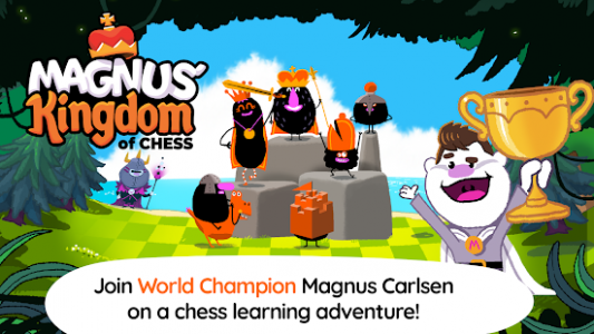 Magnus Kingdom of Chess