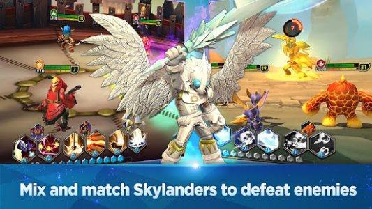 Skylanders Ring of Heroes Beta (Unreleased)