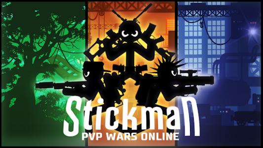 Stickman PvP Wars Online
