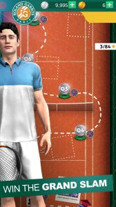 Top Shot 3D: Tennis Games 2018