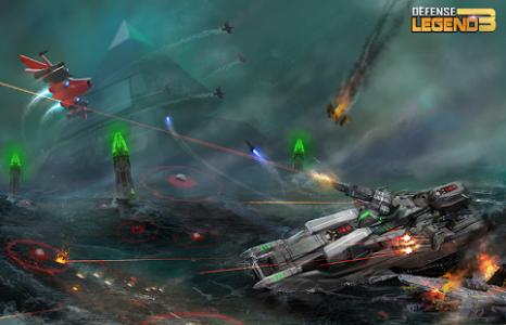 Defense Legend 3: Future War (Unreleased)