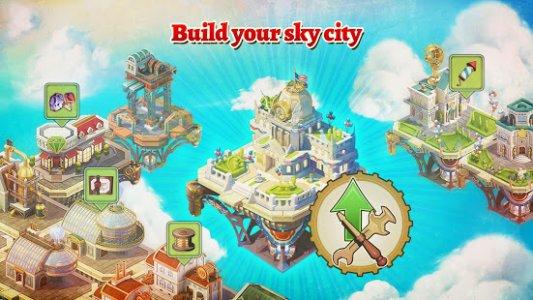 Big Company: Skytopia | Sky City Simulation