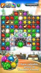 Jewellust Platinum: match 3