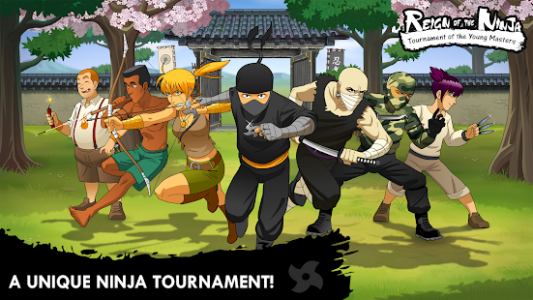 Reign of the Ninja