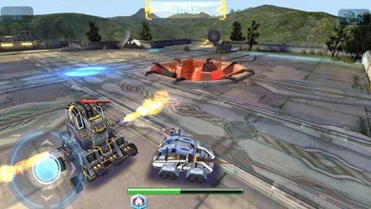 Robot Crash Fight